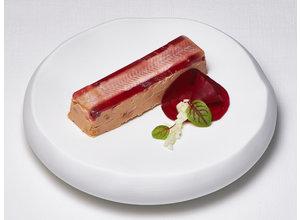 Briquette foie/paling/rode biet