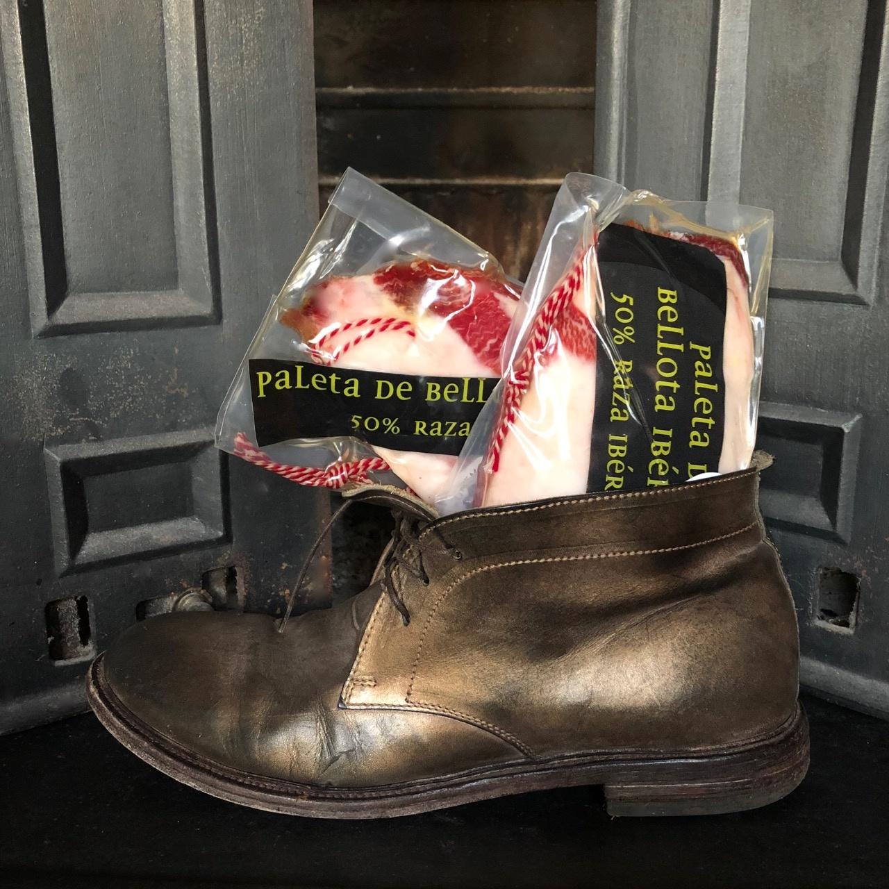 Vul je schoen | Slagerij De Leeuw Amsterdam