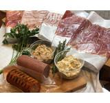 Vers, ambachtelijk vlees-warenpakket (voor ca. 1 week)