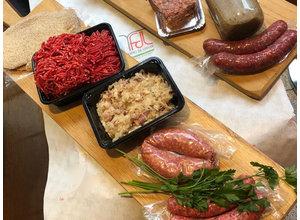 Vers, ambachtelijk vlees+ pakket (voor 2 personen)