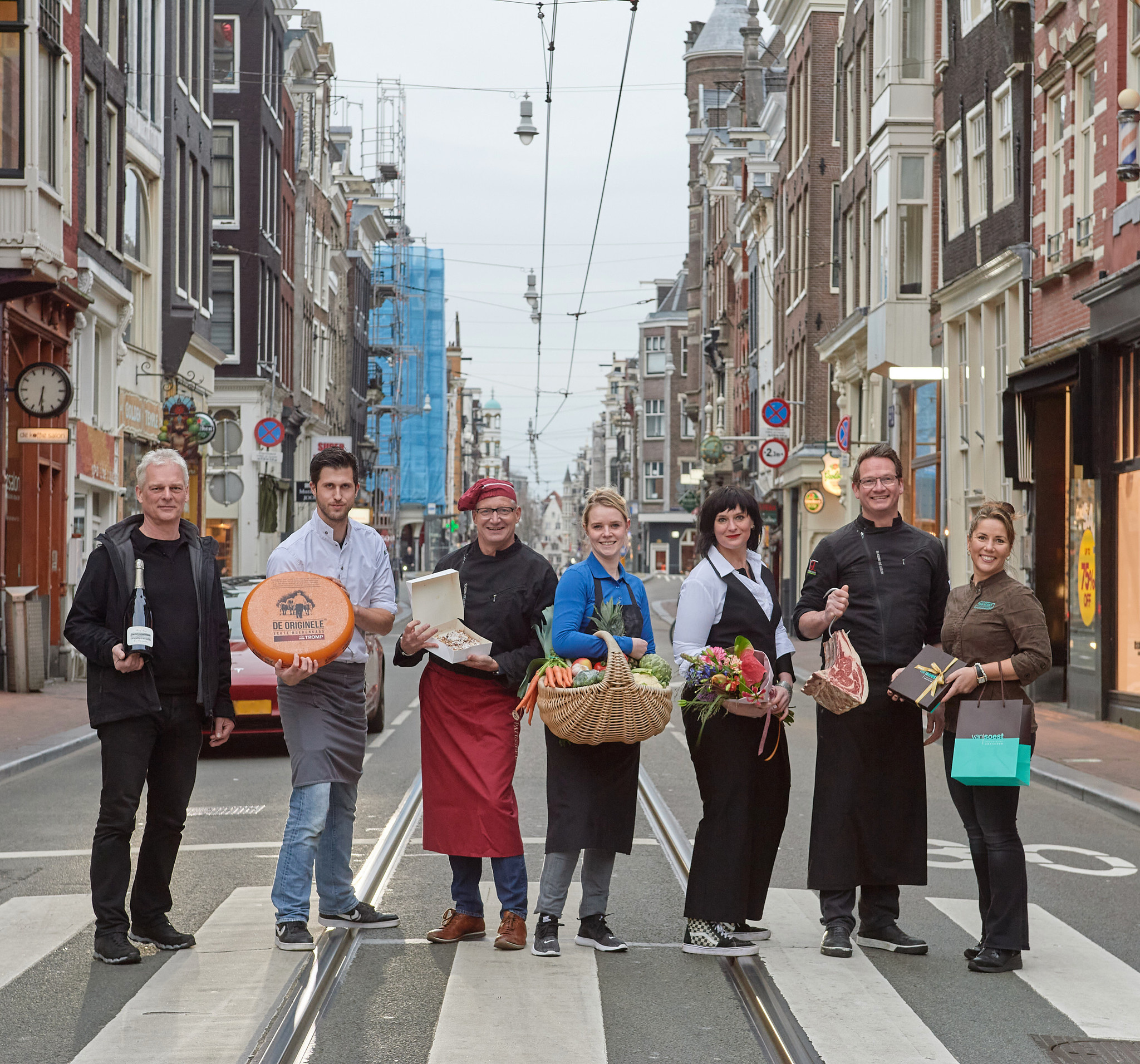 Verspakketten 8 ondernemers Utrechtsestraat