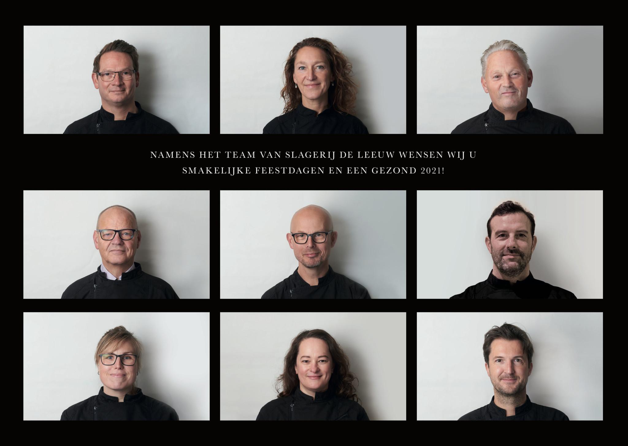 team Slagerij De Leeuw Amsterdam