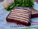 Marbré wagyutong/foie/ cecina de Leon/madera