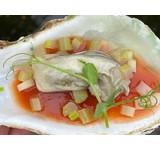 Zeeuwse oester 'Bloody Mary'