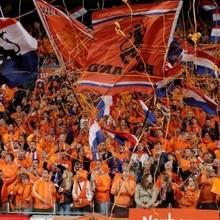 Nederland - Turkije - WK Kwalificatie
