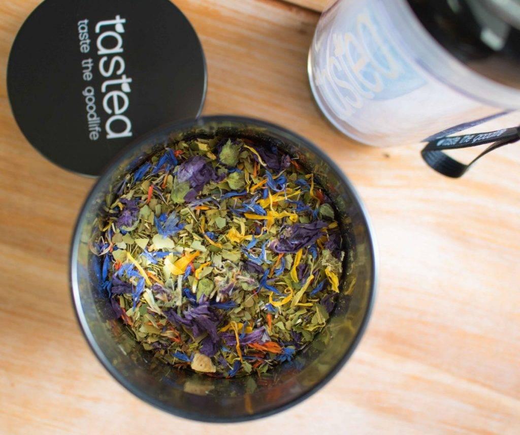 De magie van thee