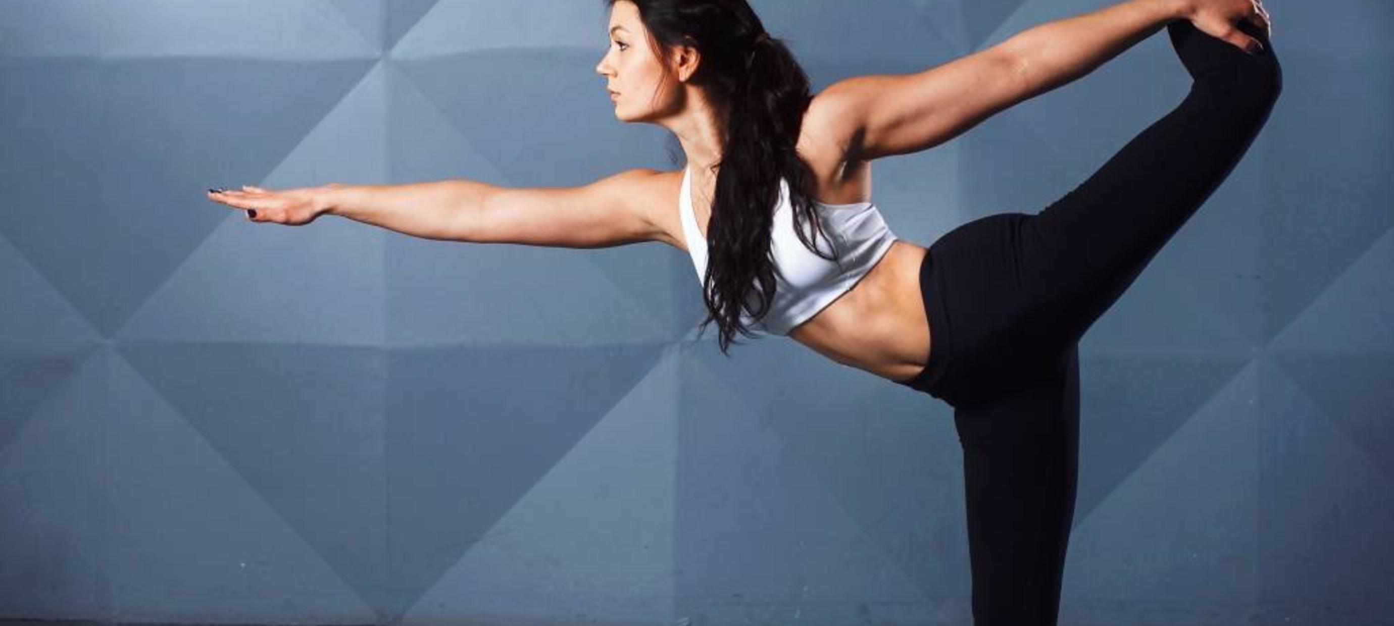 Herontdek je balans met yoga