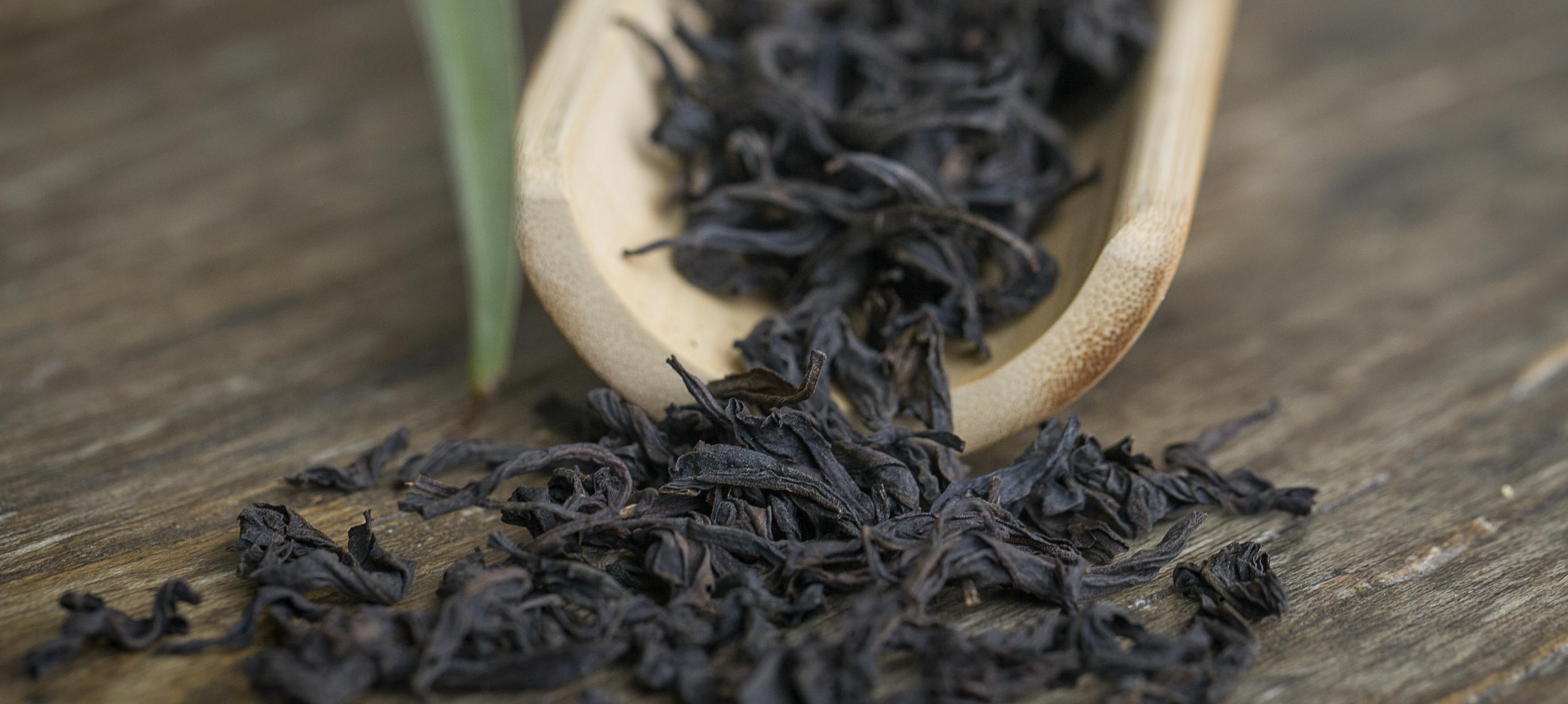 Wetenschappelijk bewezen thee: Hallo, maatje minder!