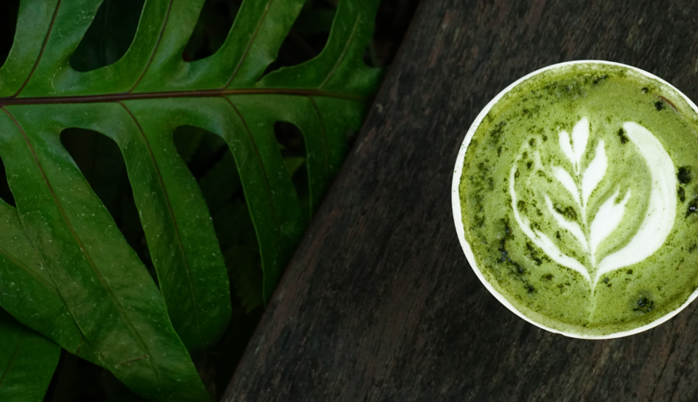 Recept: matcha latte met havermelk