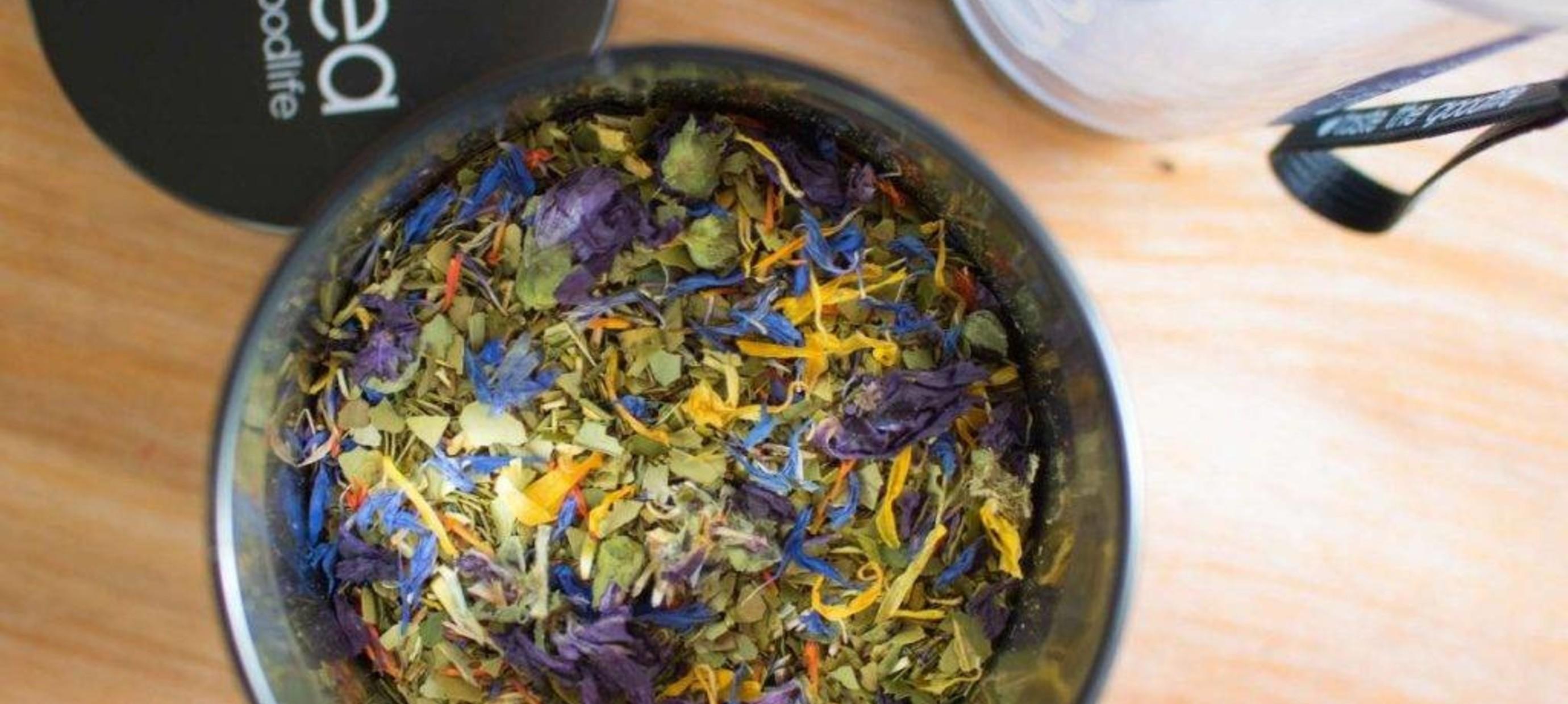Die Magie von Tee
