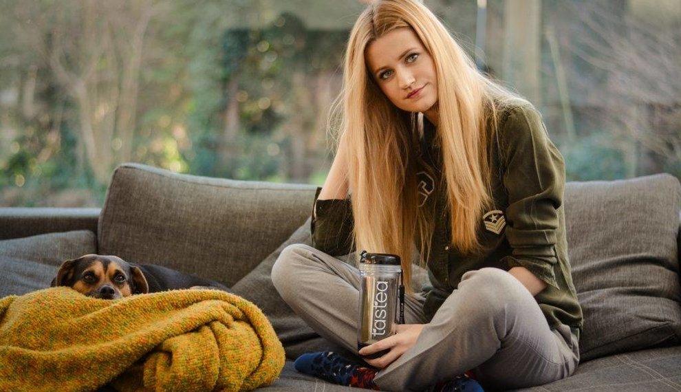 Tastea energy boost Tee