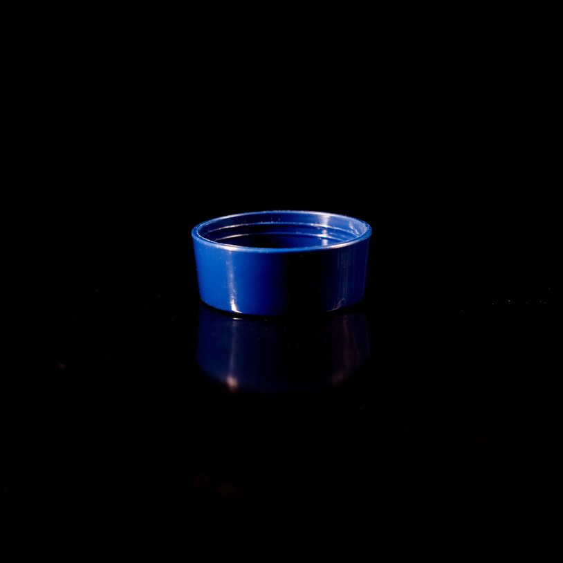 Fond De La Tasse - bleu