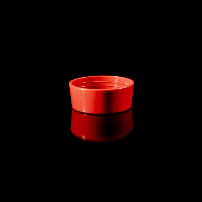 Bewaarbakje -Rood