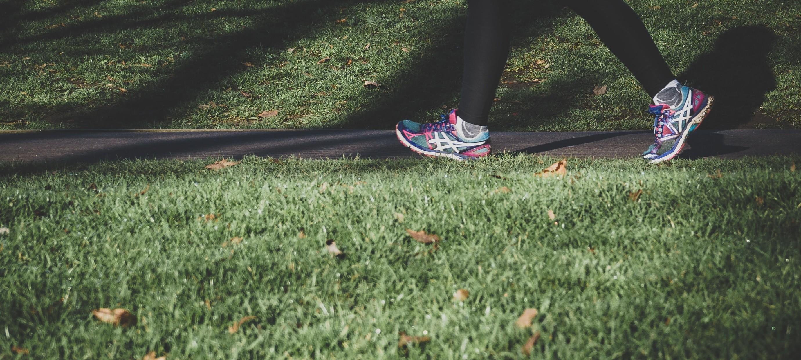 Waarom wandelen gezond is