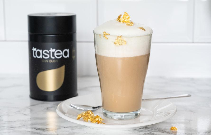 Recept: Golden Chai Latte