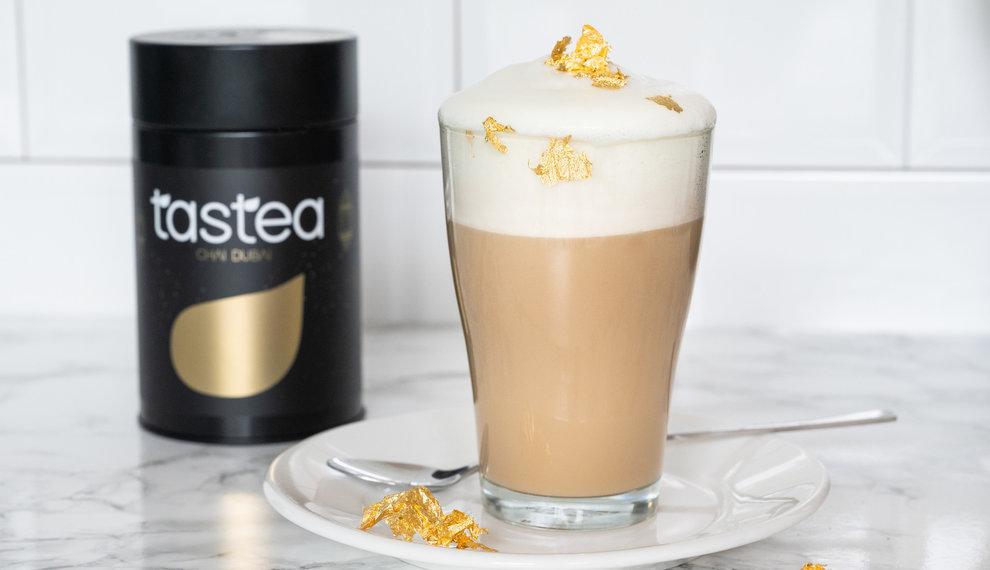 Rezept: Golden Chai Latte