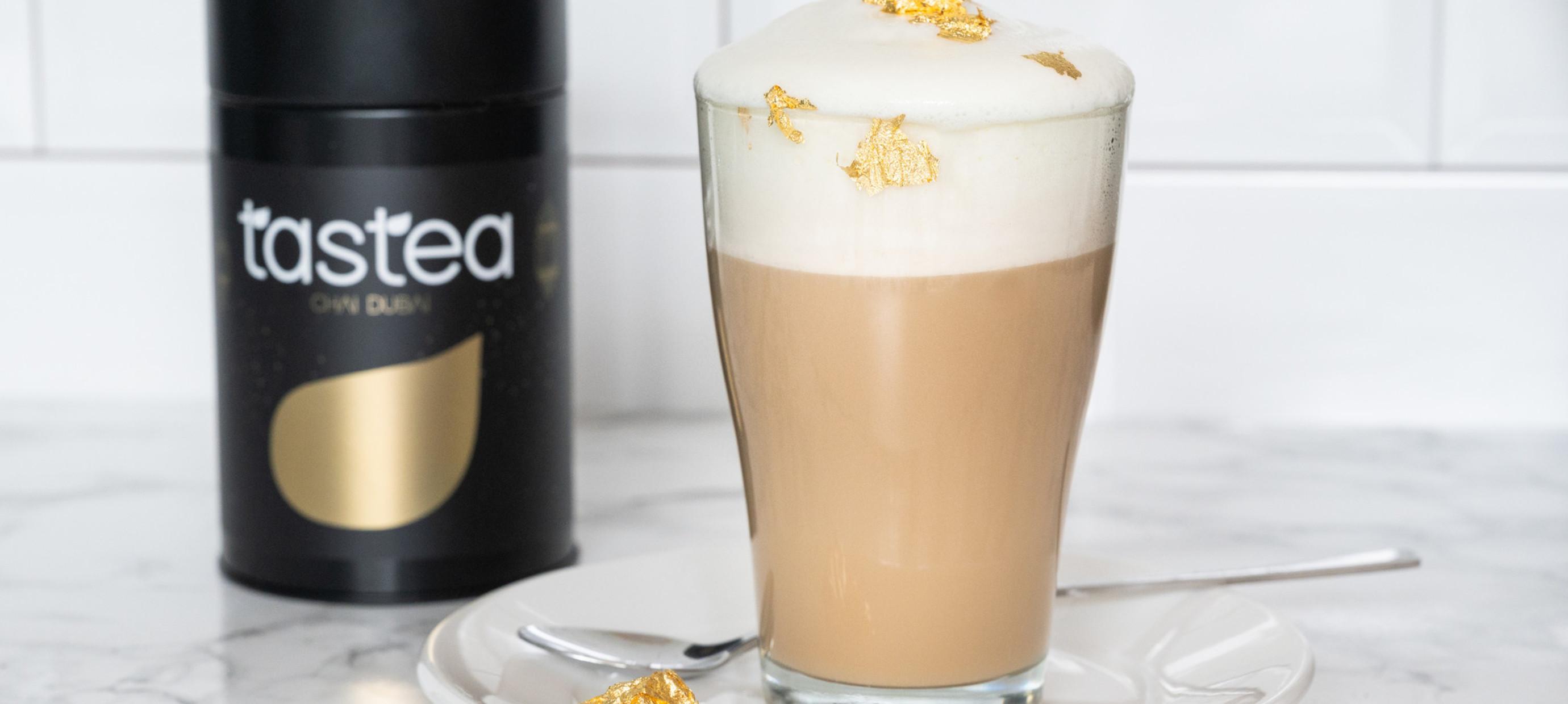 Recipe: Golden Chai Latte