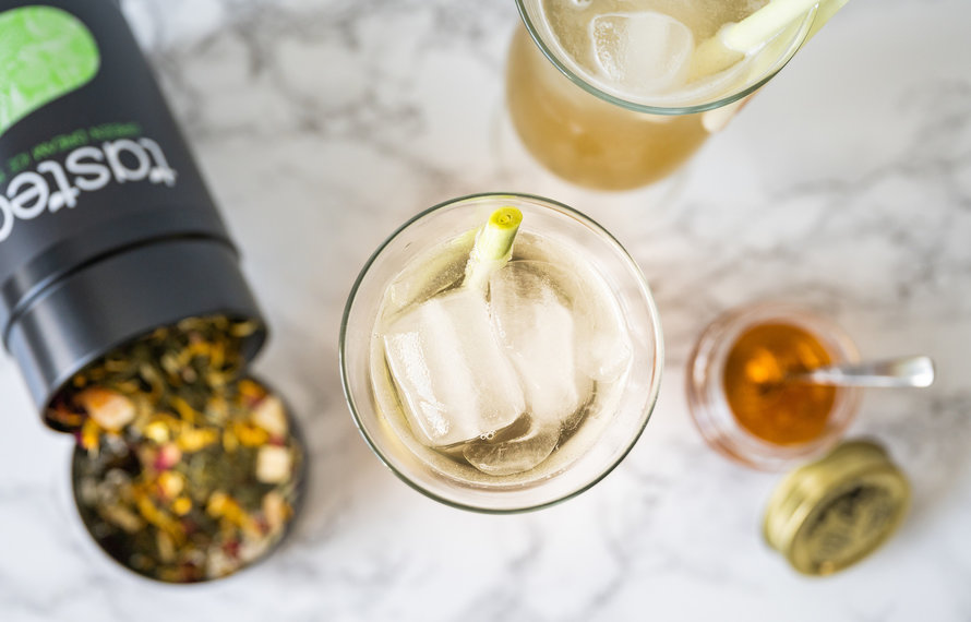 Ice Tea Rezept: Green Dream Cold Brew