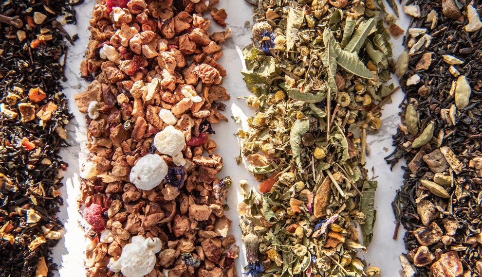 Genieten zonder theïne dankzij theïnevrije thee