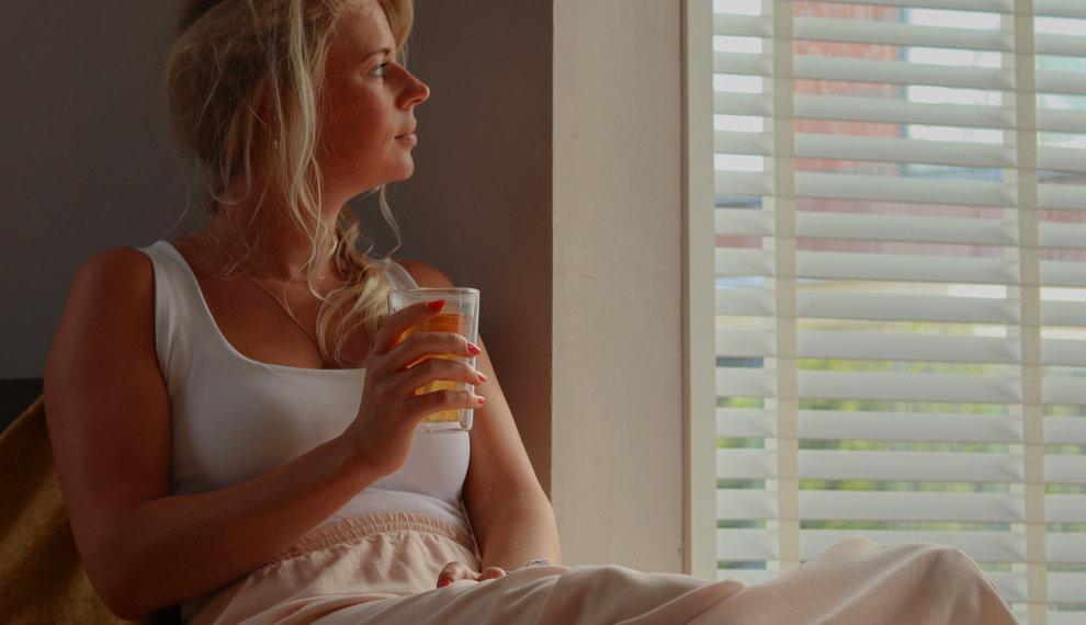 De spijsvertering op gang houden met de juiste kop thee