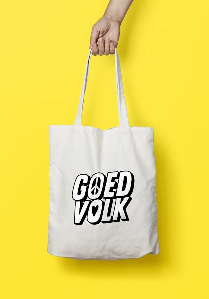 Goedvolk Totebag