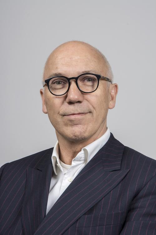 Arjen Pels Rijcken directeur Stichting MuseumDepotShop
