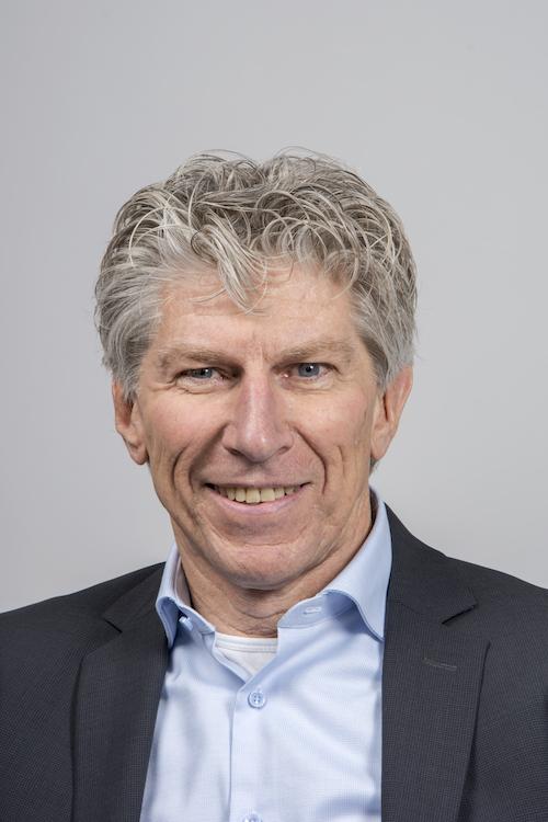 Jeroen Harinck directeur Stichting MuseumDepotShop
