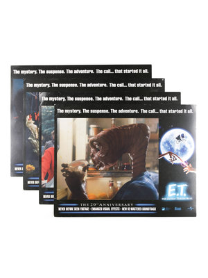 EYE Filmmuseum E.T. - 5 Lobby cards