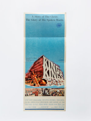 EYE Filmmuseum Filmposter King of Kings