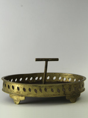 Amsterdam Pipe Museum Serving tray for betel equipment