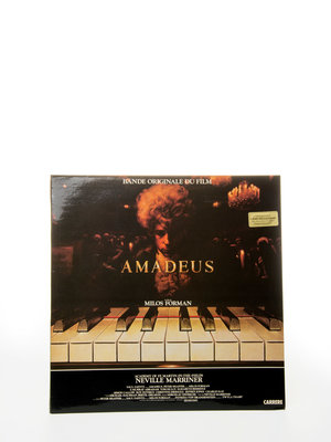 EYE Filmmuseum LP Amadeus, 1984