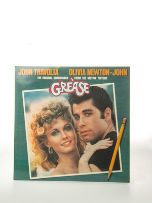 EYE Filmmuseum LP Grease, 1978