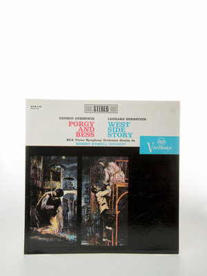 EYE Filmmuseum LP West Side Story & Porgy and Bess