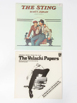 EYE Filmmuseum LP's The Sting & Valachi Papers