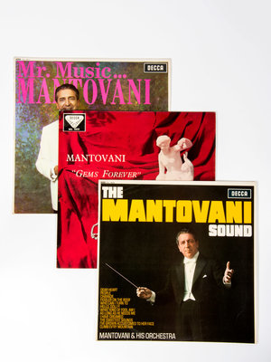 EYE Filmmuseum LP's Mantovani