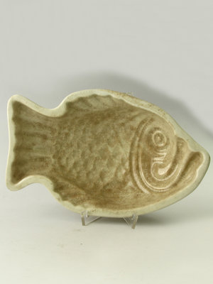 Amsterdam Pipe Museum Pudding mould fish