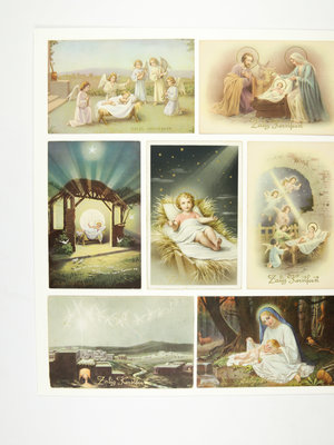 Bijbels Museum Religious Christmas and New Year cards