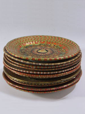 Amsterdam Pipe Museum Cigar band plates