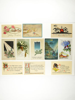 Bijbels Museum Christmas and New Year greeting cards