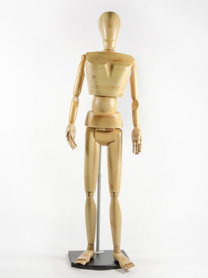 Museon Wooden mannequin