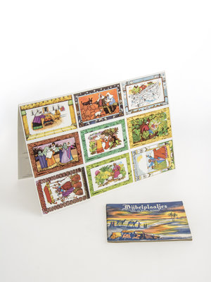 Bijbels Museum Bible stamps and scrapbook
