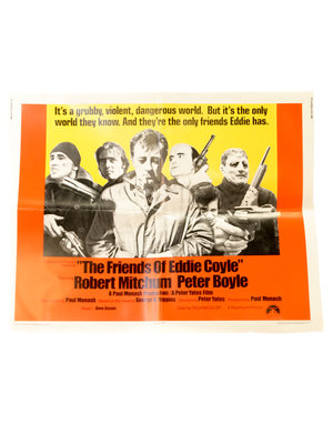 EYE Filmmuseum Filmposter 'The Friends of Eddie Coyle', 1973