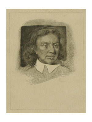 Belasting & Douane Museum Portrait of Oliver Cromwell