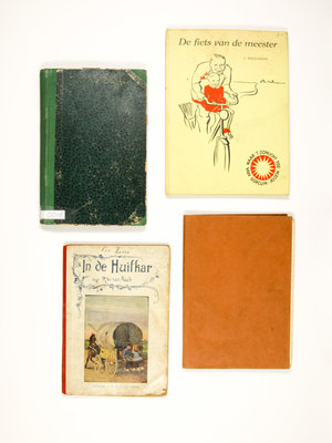 Verhalenwerf Four children's books