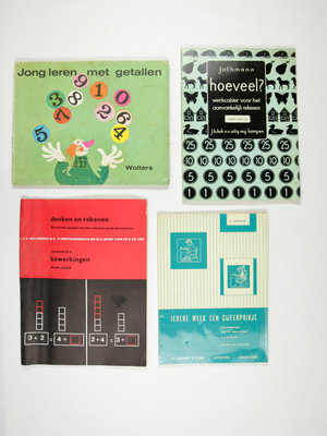 Verhalenwerf Math children's workbooks