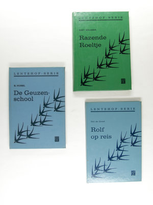 Verhalenwerf Children's books Lentehof-series