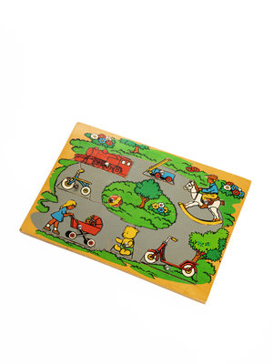 Verhalenwerf Jigsaw puzzle for kids