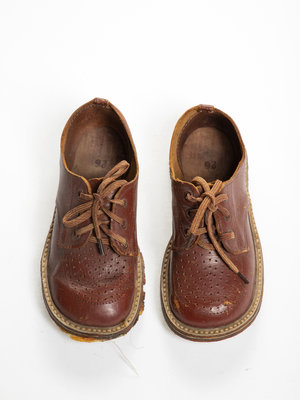 Verhalenwerf Leather kids shoes