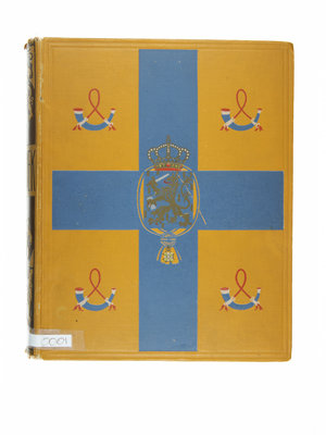 Verhalenwerf Commemorative book Wilhelmina