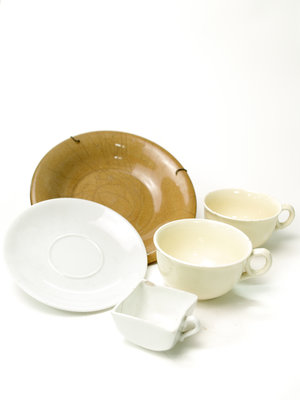 Verhalenwerf Cups and saucers